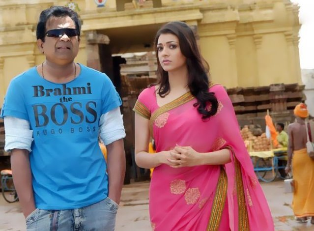Brahmanandam(Brahmi) as Mr Perfect : Morphed Image replaced by Prabhas