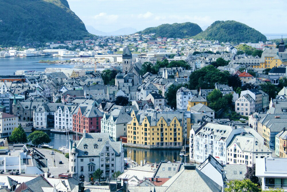to visit norway alesund