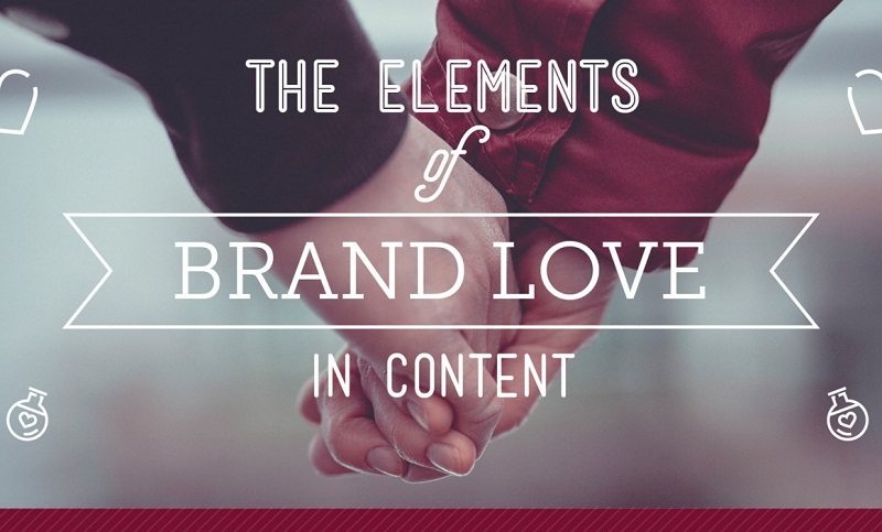 #Infographic: The Elements Of Brand Love In Content - #marketing