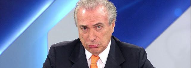 Até o ibope....Temer é o político mais impopular do Brasil
