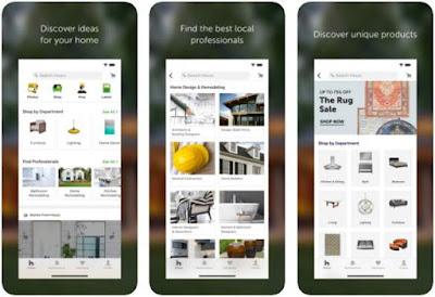 Aplikasi Desain Rumah iOS - 2