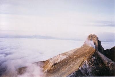 Lagu Kenangan saat mendaki gunung