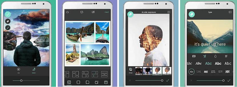 Aplikasi edit foto android Pixlr - Free Editor Photo