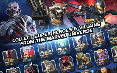 Marvel contest of champions unlimited money