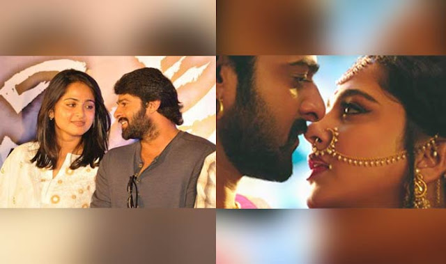 Prabhas Reacts to Rumours of Marriage With Anushka Shetty
