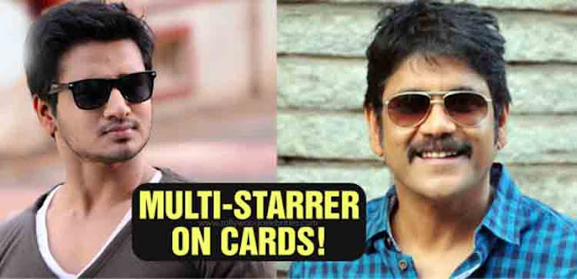 Nagarjuna With Nikhil In A Multi-Starrer