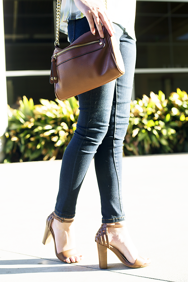Modern Skinny Jeans from The Limited
