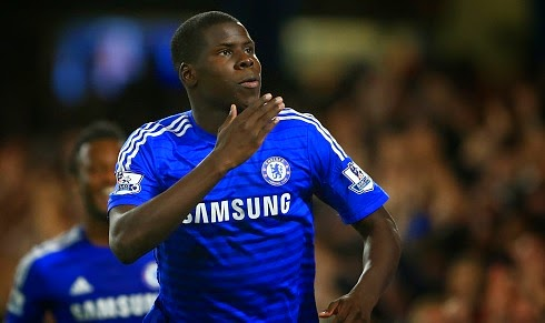 Chelsea defender Kurt Zouma set for a loan move