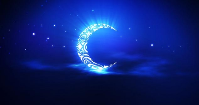 Ramadan Moon Images 2017