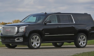 GMC Yukon/Yukon XXL 4WD 8-Speed automatic Review
