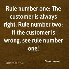 Image result for the customer is the king