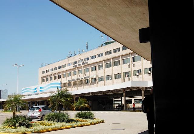 argentina, aeroporto, dia