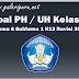 Soal PH/UH Kelas 3 Tema 6 Subtema 1 K13 Revisi 2018 - Galeri Guru