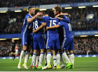 Chelsea Verge securing EPL title