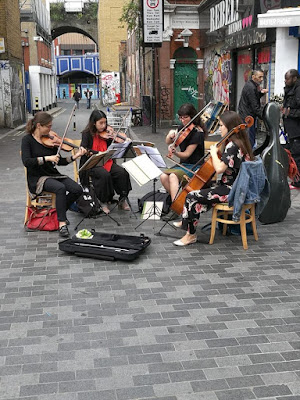members of Brixton Chamber Orchestra