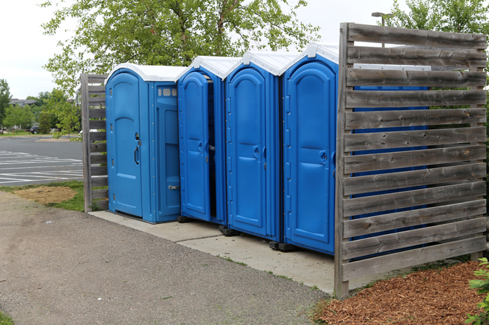 Bathroom Stalls Per Employee requirements for portable bathrooms in construction sites - ansi