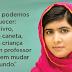 [Texto] Discurso de Malala Yousafzai no prêmio Nobel