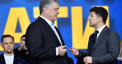 На Олимпийском впервые в мире состоялись открытые дебаты между кандидатами в президенты