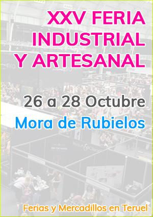 XXV Feria Industrial y Artesanal
