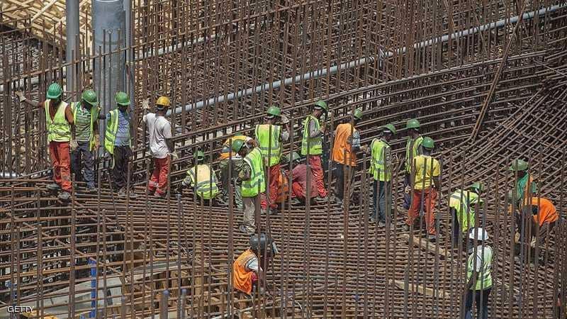 عمال السد نظموا إضرابا