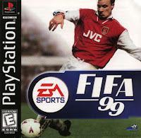 FIFA '99 Cover