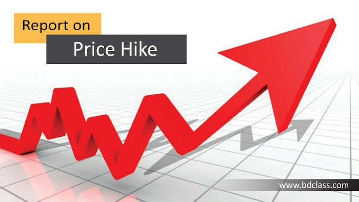 report on price hike