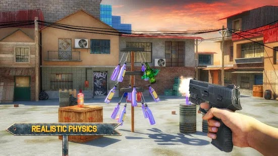 Bottle Shoot 3D Game Expert Apk Free on Android Game Download