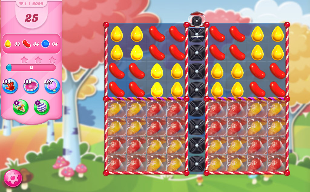 Candy Crush Saga level 6099