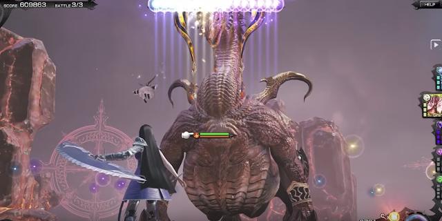 Mobius Final Fantasy anuncia nuevo personaje y evento de Halloween