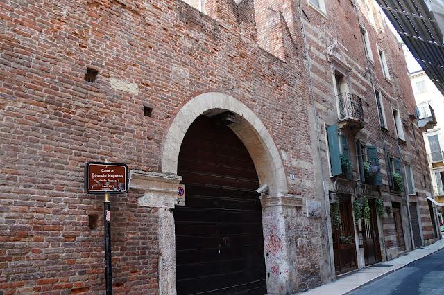 Casa de Romeu Verona Italia