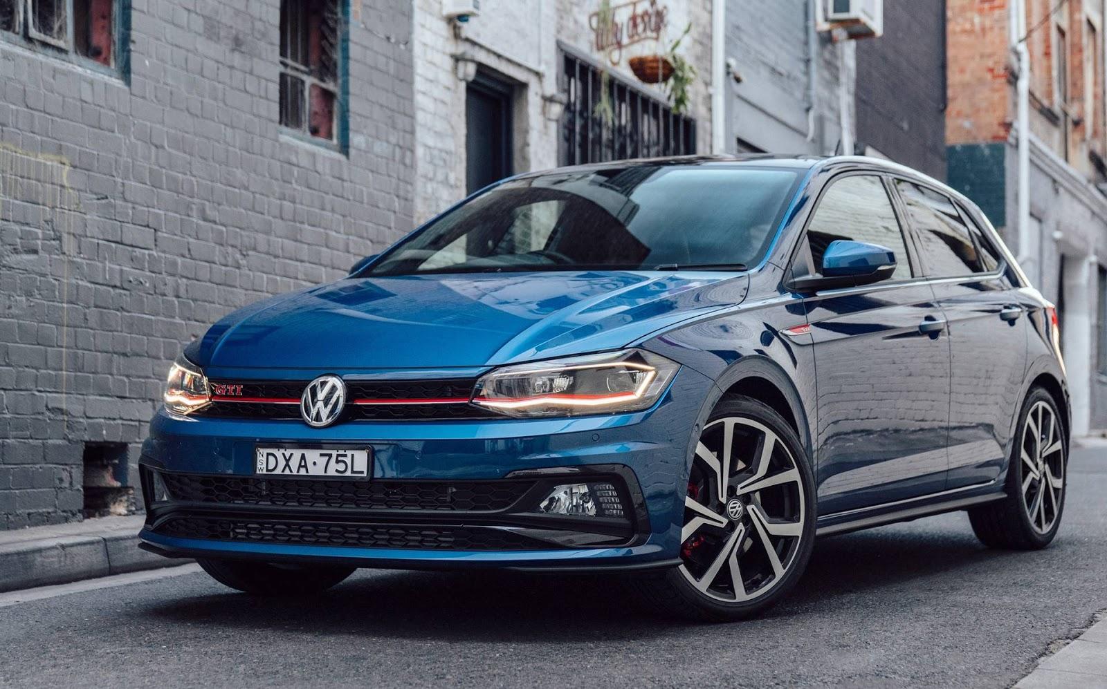 VW Polo GTI 2019 Chega Por R$ 93.400 Reais à Austrália