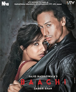 Baaghi (2016) Worldfree4u - 400MB 576P DVDScr Hindi Movie - Khatrimaza