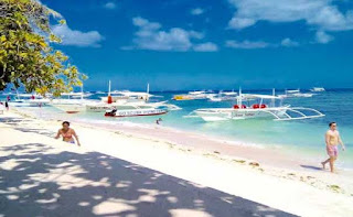 Best White Beaches Panglao Danao  Bohol Philippines 2018 better than Boracay