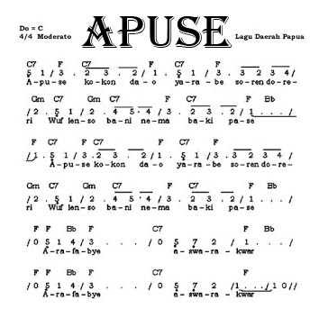 Lirik Dan Makna Lagu Apuse