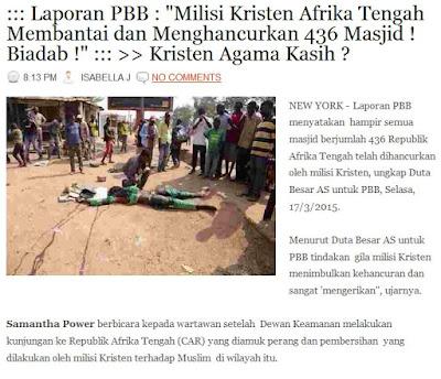 http://duniamuallaf.blogspot.co.id/2015/03/laporan-pbb-milisi-kristen-afrika.html#more