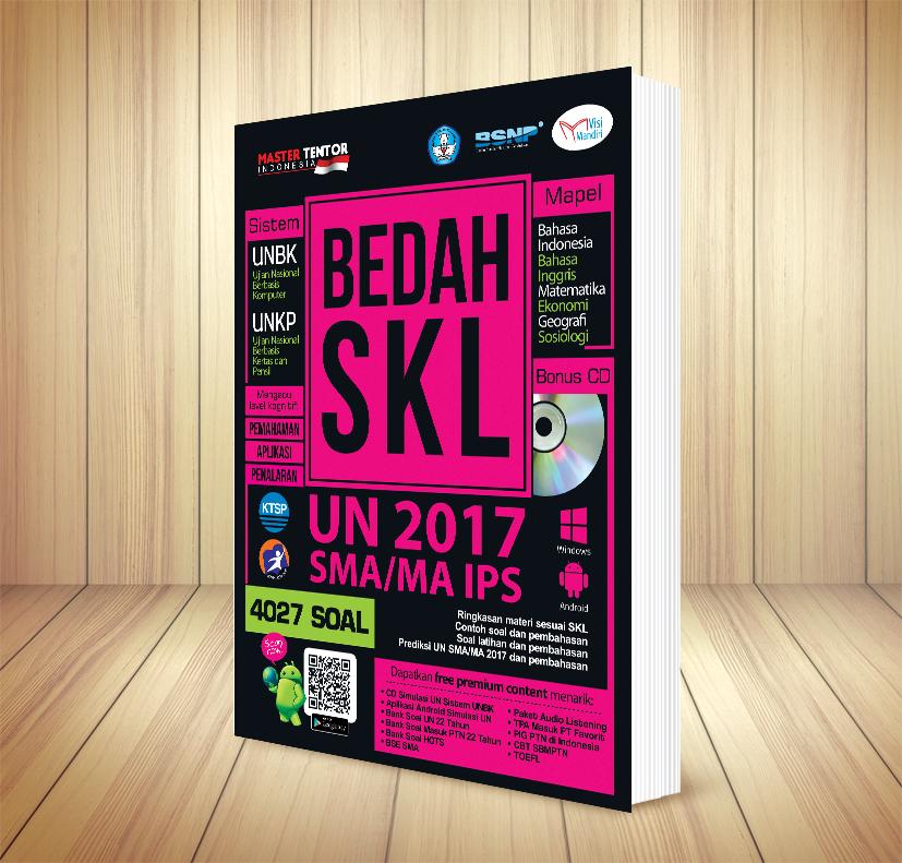 Buku Bedah Skl Un Sma Ma Ips Tahun 2017 Pakgurufisika
