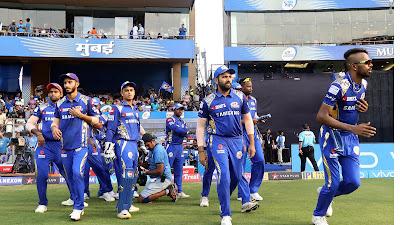Mumbai Indians Team Player HD Images Download
