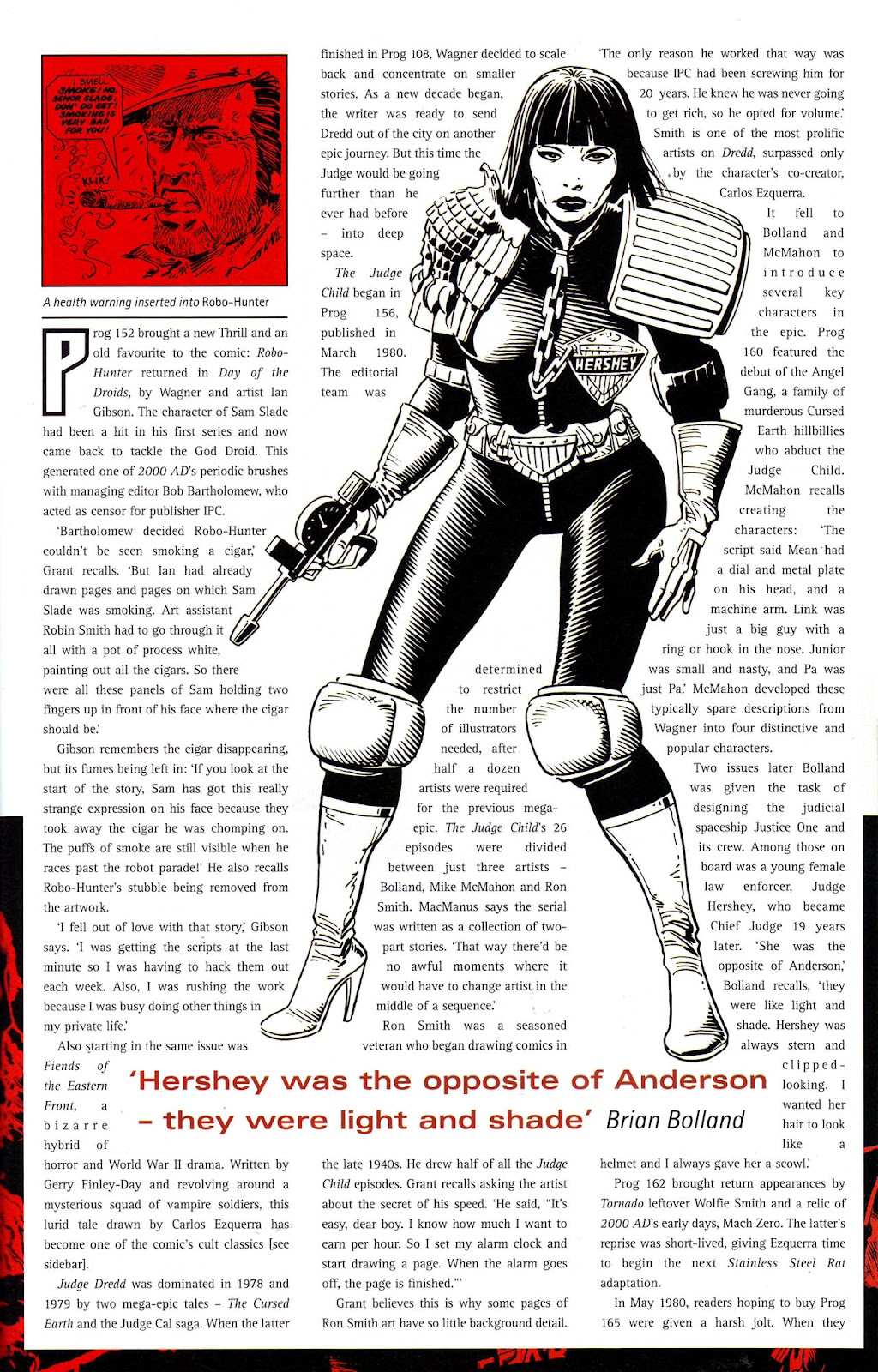 Read online Judge Dredd Megazine (vol. 4) comic -  Issue #12 - 55