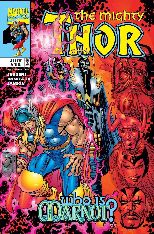 Thor (1998) Issue #13 #14 - English 1