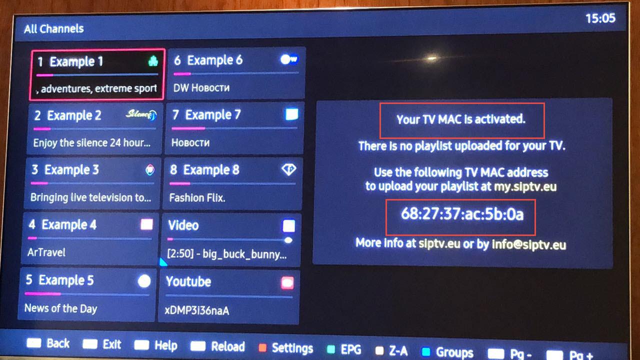 SS IPTV ДЛЯ SMART TV SAMSUNG ПЛЕЙЛИСТ СКАЧАТЬ БЕСПЛАТНО