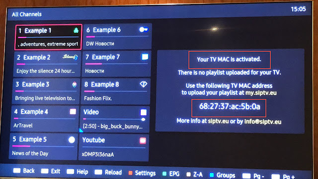Watch Iptv Channels On Smart Tv (LG,SAMSUNG,TOSHIBA) Smart Iptv