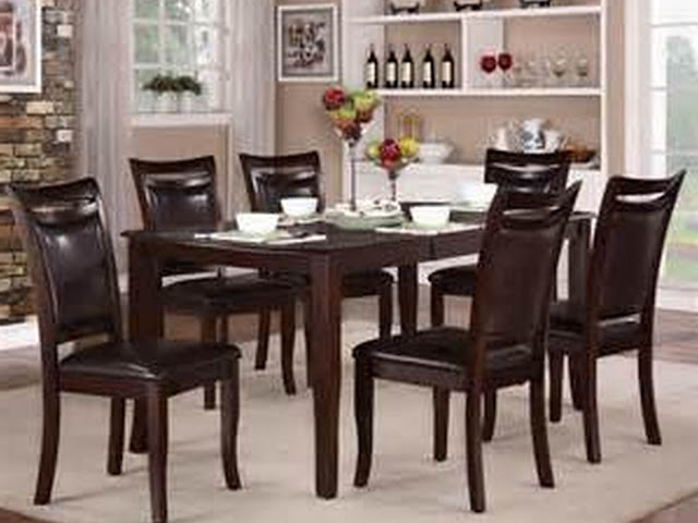 7 piece dining room set under $500