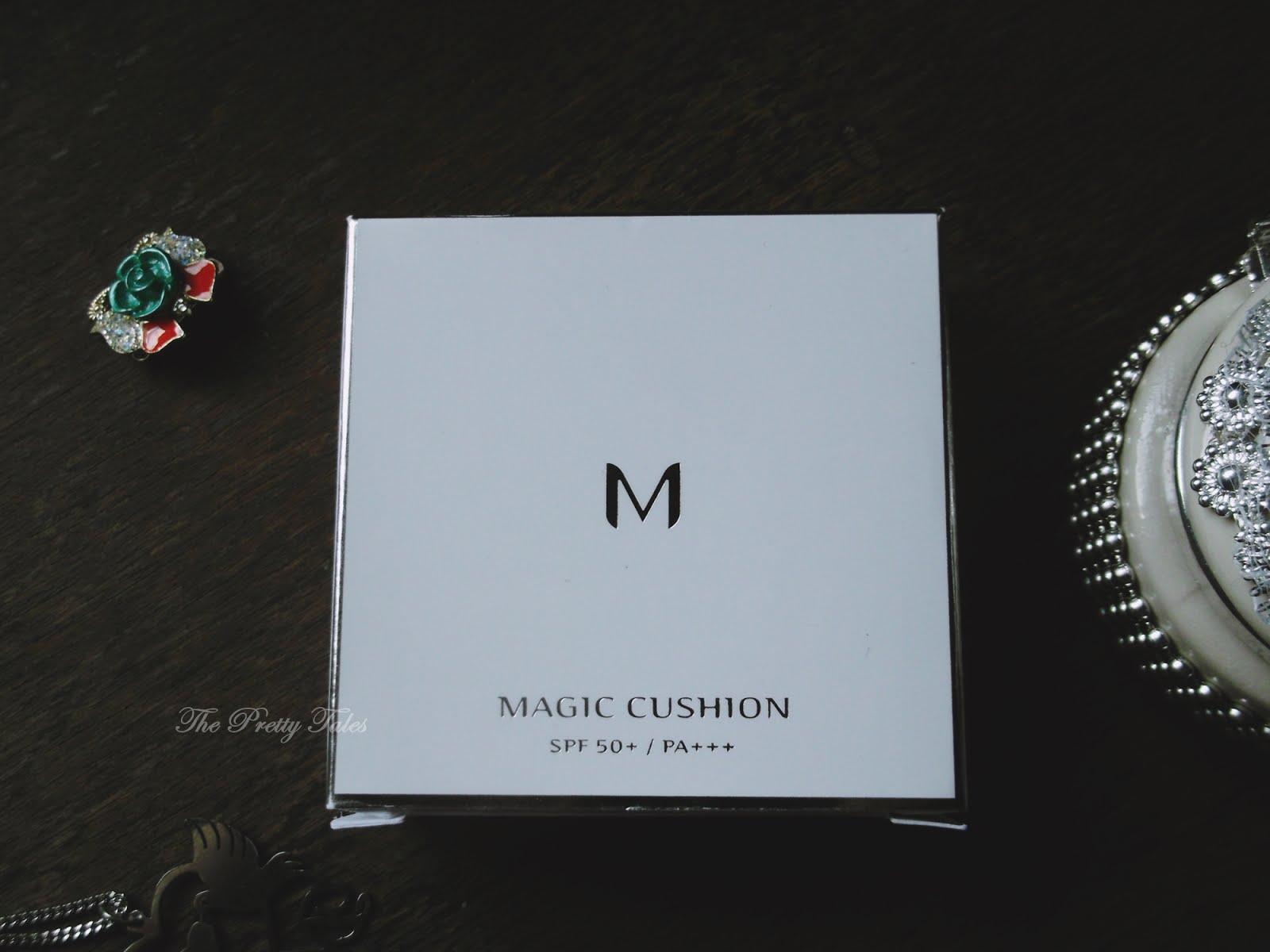 First Impression Of Cushion Missha M Magic Cushion First