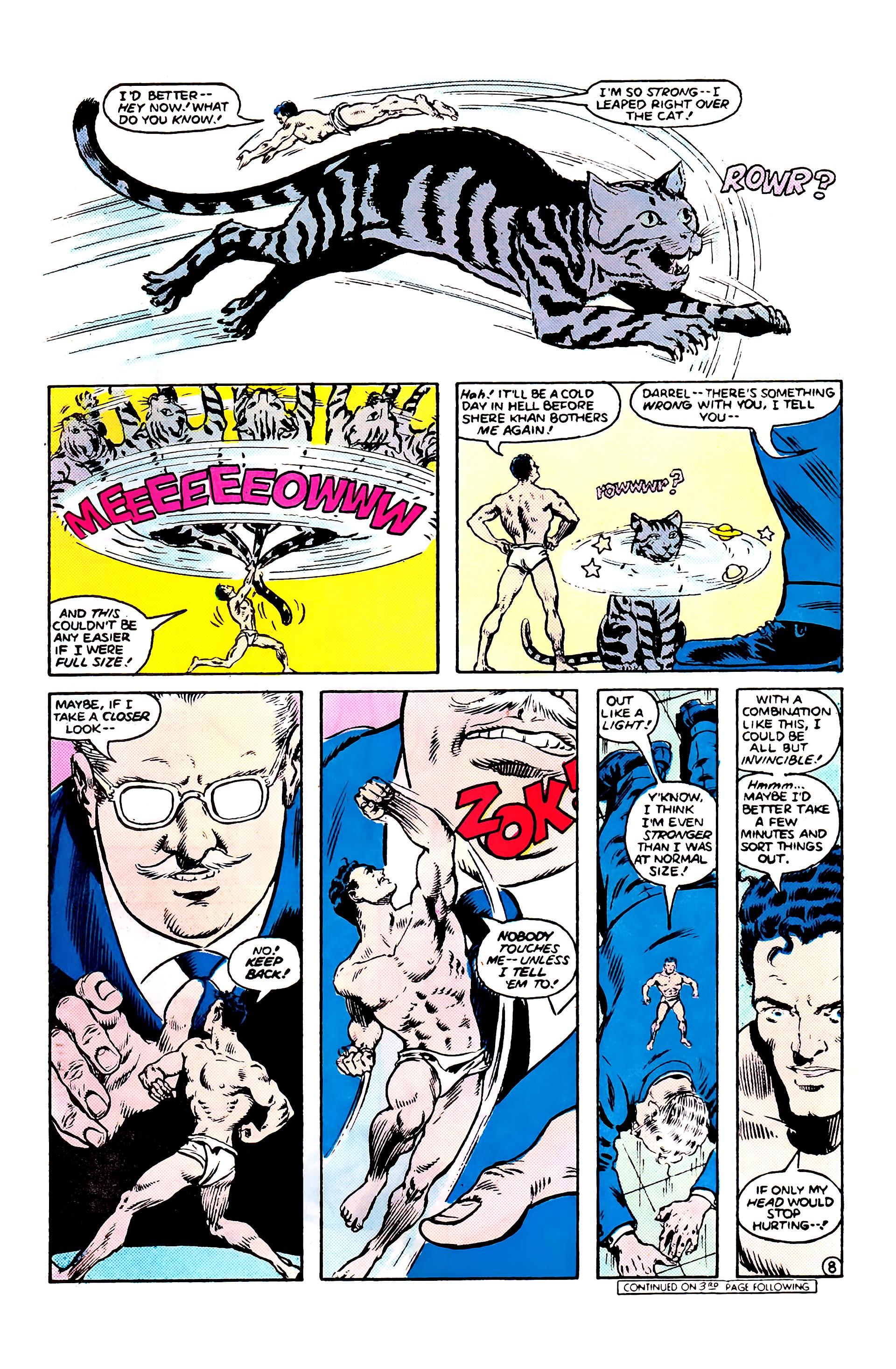 Read online Secret Origins (1986) comic -  Issue #8 - 38