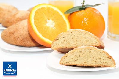 Tortas de Naranja