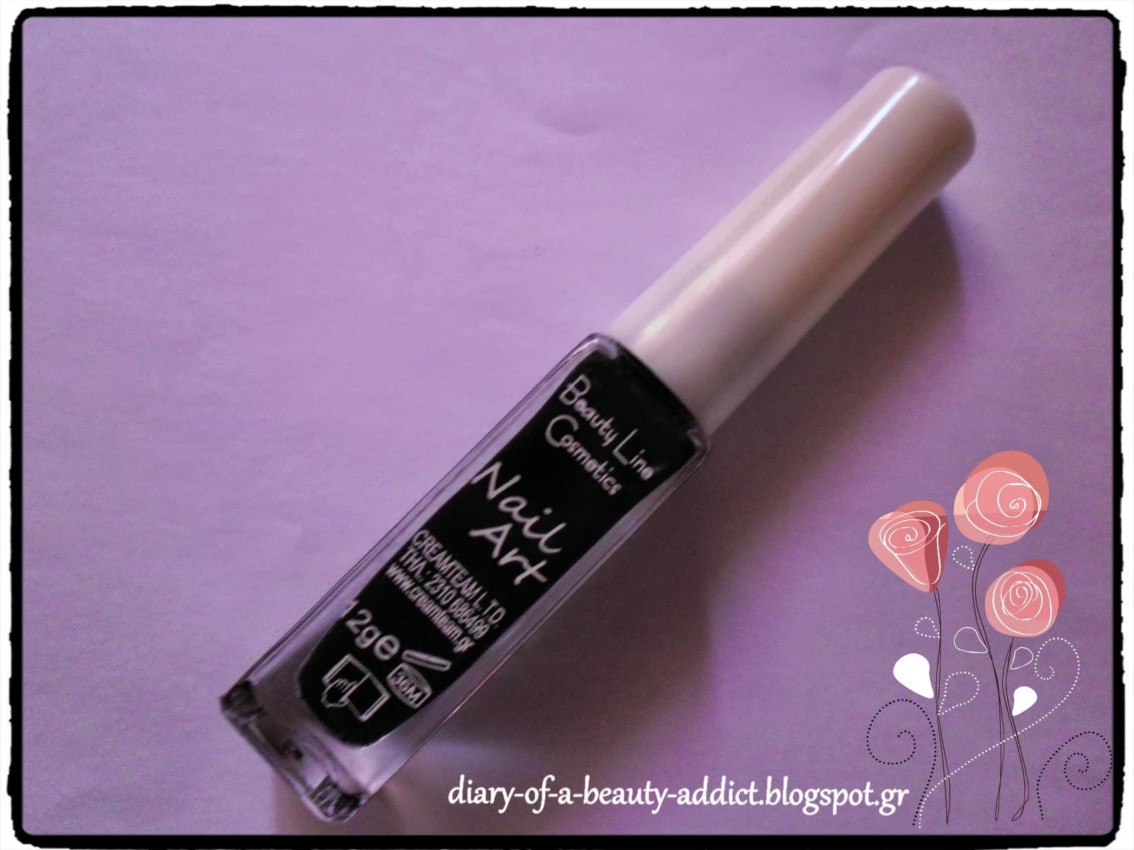 Beauty Line Cosmetics Nail Art/101
