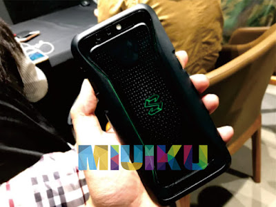 body xiaomi black shark