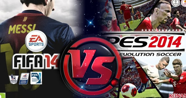FIFA 14 vs PES 2014 Review: Gameplay, Graphics, Faces