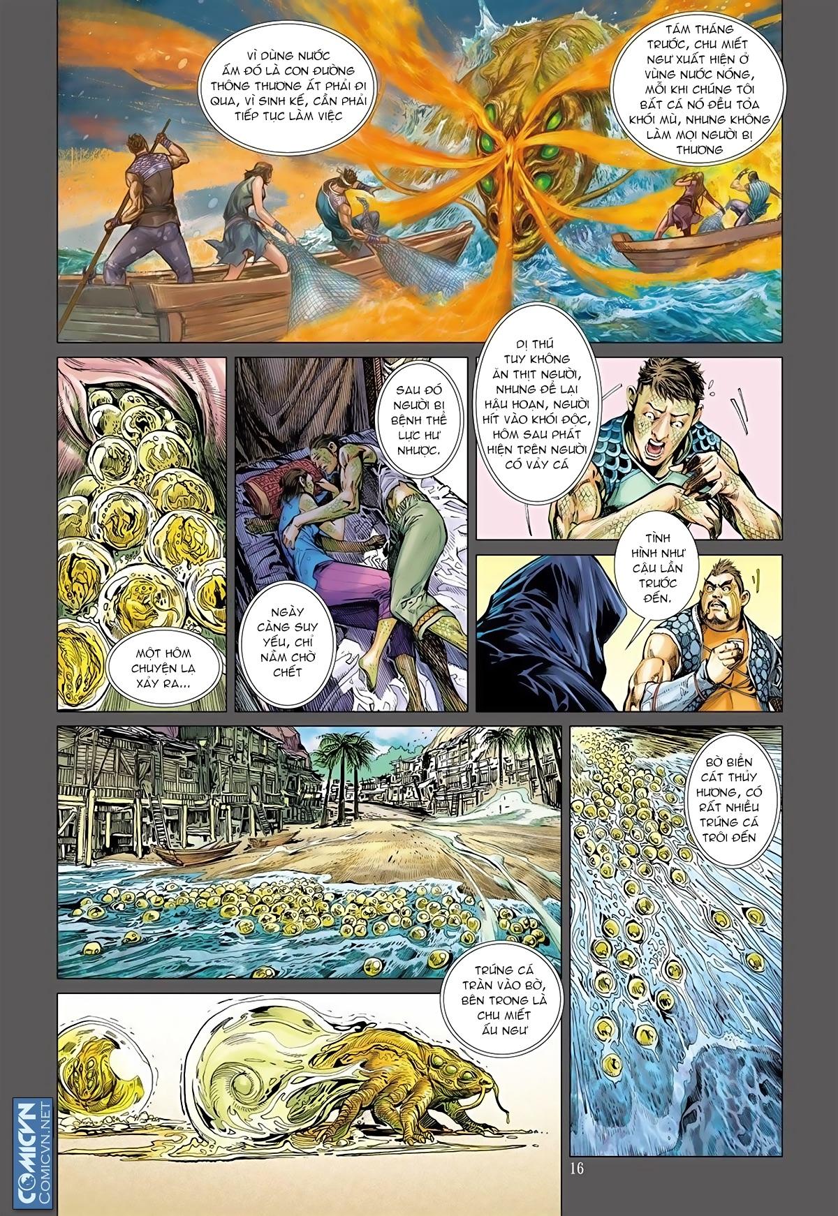 Tối Cường Khí Thiếu Chapter 14 - Trang 13