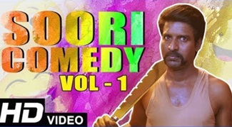 Soori Comedy Collection | Soori Latest Comedy Scenes | Vol 1 | Jayam Ravi | Rajendran | Kovai Sarala